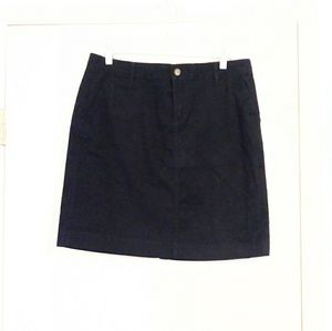 Old Navy Black Mini Pencil Skirt